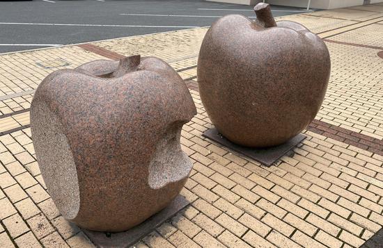 りんご 2つ.jpegのサムネイル画像