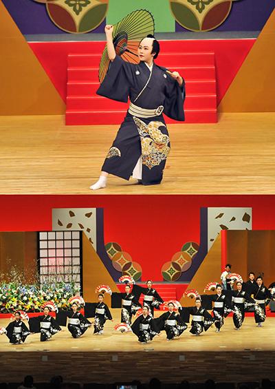 第51回 青森県手踊名人決定戦
